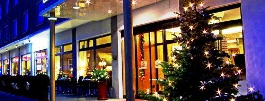 Best Western Hotel Hamburg International is one of Hotels.
