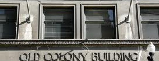 Old Colony Building is one of Two days in Chicago, IL.