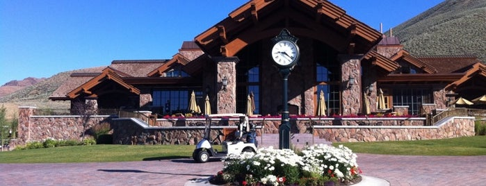 Sun Valley Club & Golf Course is one of Sun Valley Tour.