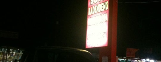 Soto Badendeng Padang Kota is one of Top 10 dinner spots in Pekan Baru, Indonesia.