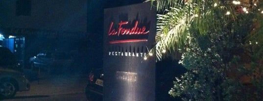 Restaurante La Fondue is one of Recife.