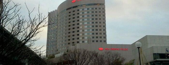 ANA Crowne Plaza Kanazawa is one of Hotel.
