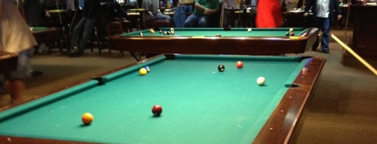 Buck's Billiards & Sports Bar is one of Places to try.