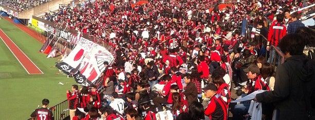Shonan BMW Stadium Hiratsuka is one of Best Stadiums.