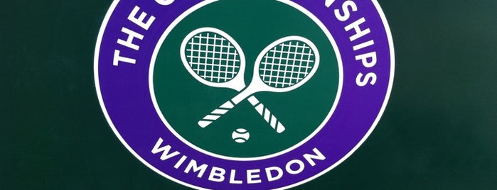 Wimbledon Lawn Tennis Museum is one of My United Kingdom Trip'09.