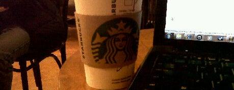 Starbucks Coffee is one of Cafés en Lima.
