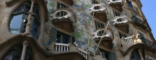 Casa Batlló is one of The Best Places I Have Ever Been.