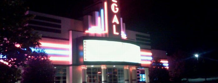 Regal Cinemas Bel Air Cinema 14 is one of Theaters.