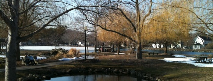 Heckscher Park is one of Explore Long Island.