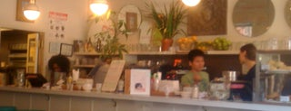 Peacefood Cafe is one of UWS Restaurants that Satisfy.
