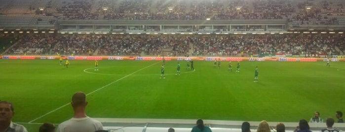 ETO Stadion is one of Stadionok.