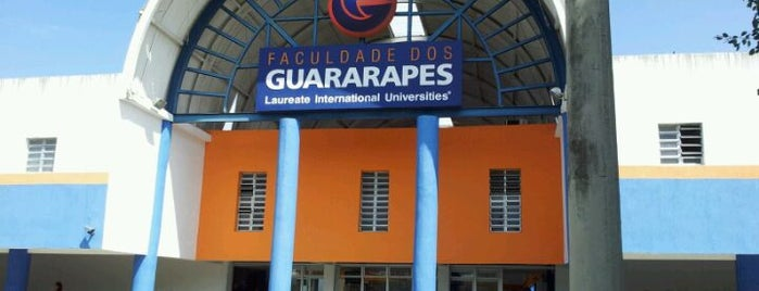 Faculdade dos Guararapes is one of I was here!.
