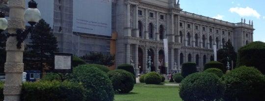 Kunsthistorisches Museum Wien is one of My Wien.