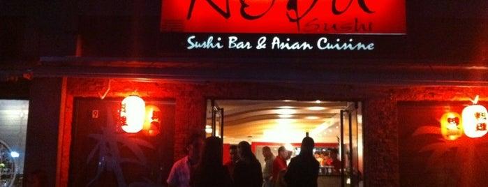 Nobu Sushi is one of Sushi en Caracas.
