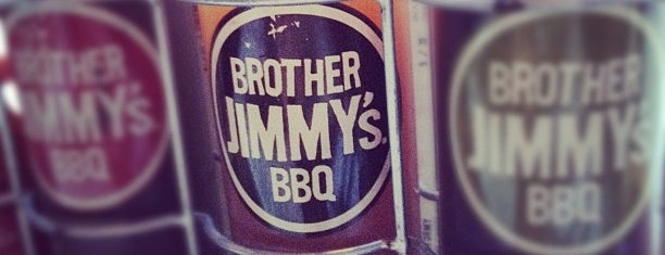 Brother Jimmy's BBQ is one of American.
