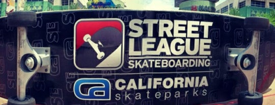 Street League Skateboarding At Jobing Arena is one of 새소식.