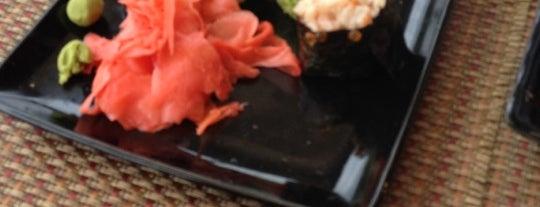 Суши Бар is one of Sushi. Kyiv. Японская кухня.