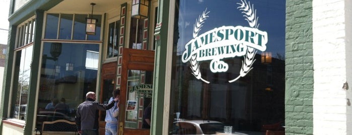 Jamesport Brewing Company is one of Pentwater Destinations.