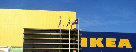 IKEA Houston is one of Houston to-do.