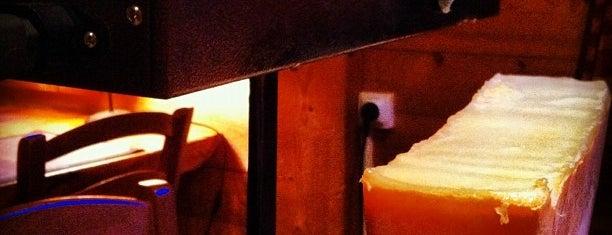 Cibovagando - La table a raclette ...
