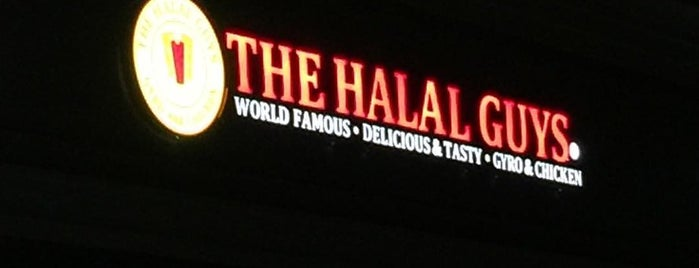 The Halal Guys is one of Halal Dining.