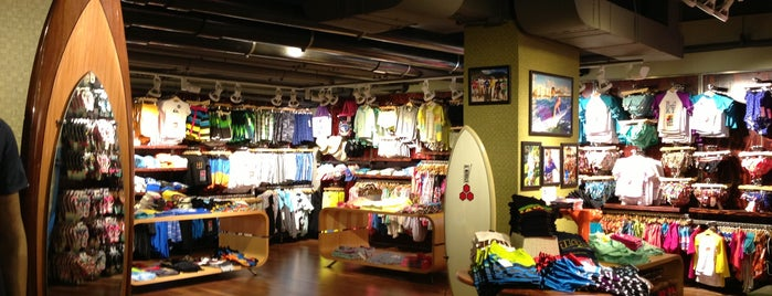 Quiksilver Store is one of Favorites, Waikiki.