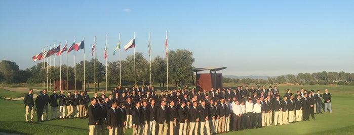 Real Club de Golf El Prat is one of ESPAÑA-ESPAGNE-SPAIN IS DIFFERENT.