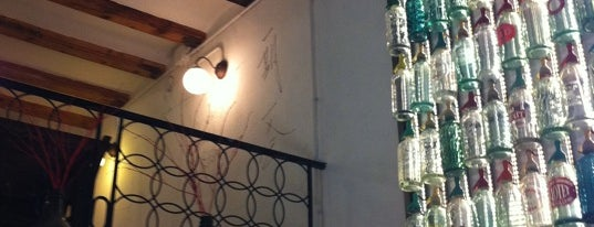 Bar Àngel is one of My restaurants :).