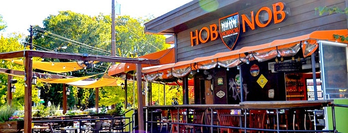 HOBNOB is one of To Do Restaurants.
