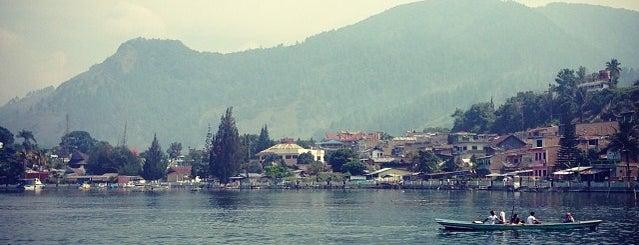 Must-visit Lakes in Samosir