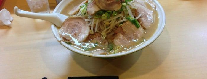 ラーメン日本一 is one of テラめし倶楽部 その1.