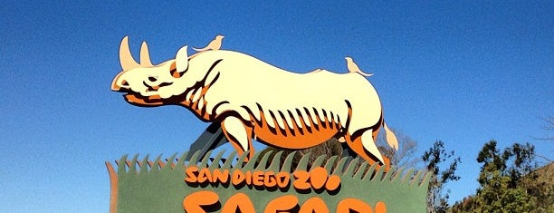 San Diego Zoo Safari Park is one of Top 10 places to try this season.