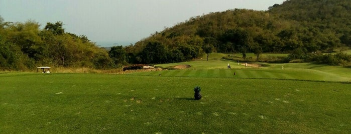 Banyan Golf Club is one of Charge Batt.
