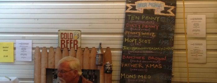 Olde Burnside Brewing is one of New England Breweries.