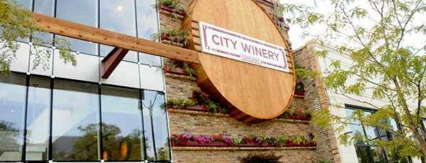 City Winery is one of To Do: Chicago.