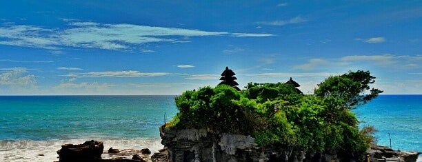 Tanah Lot Temple is one of Places to Visit in BALI.