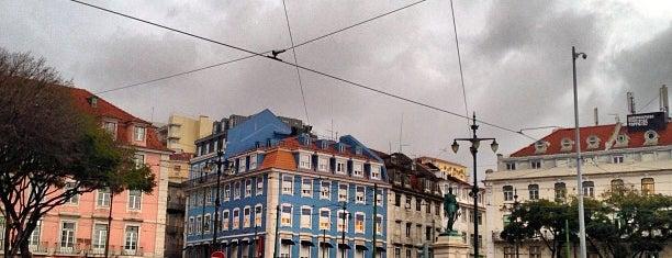 Praça Duque da Terceira (Cais do Sodré) is one of Cantinhos de LX.