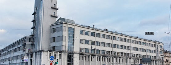 ОАО «РЖД» is one of Прогулки по Москве.