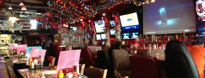 Barney's Beanery is one of LA Bars and Pubs.