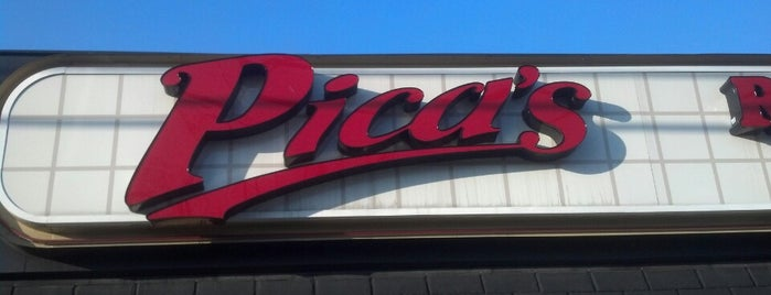 Pica's Italian Restaurant is one of Favorite Food.