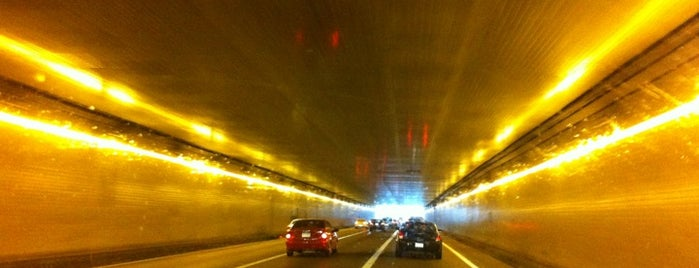 Lowry Hill Tunnel is one of MN.