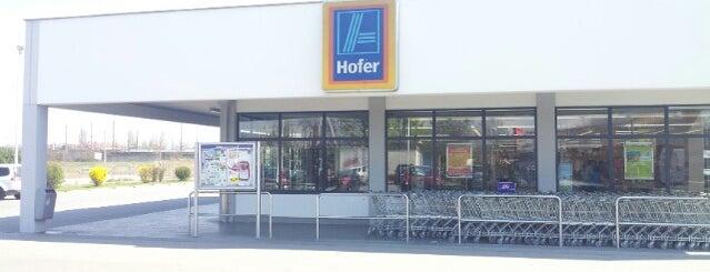 Hofer is one of Hofer Wien.
