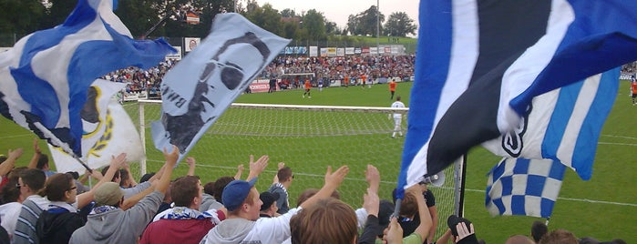 Stadion Schötz is one of Fussballstadien Schweiz.