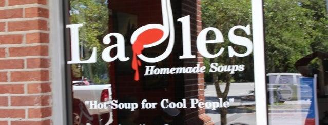 Ladles Soups James Island Charleston Sc