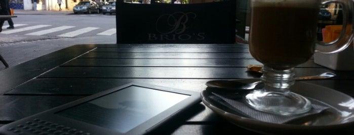 Brios Cafe Gourmet is one of Restos-Cerca.