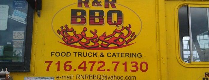 R&R BBQ Food Truck is one of Buffalo, NY Food Trucks.