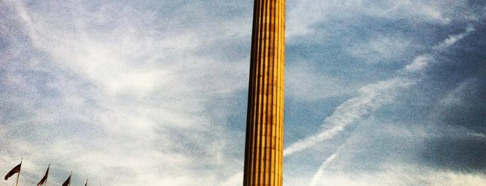 Nelson's Column is one of Must-visit Great Outdoors in London.