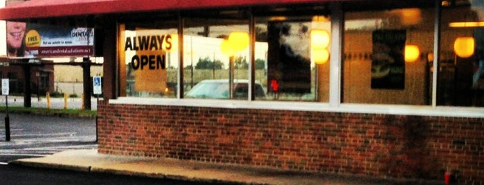 Waffle House is one of Lancaster.