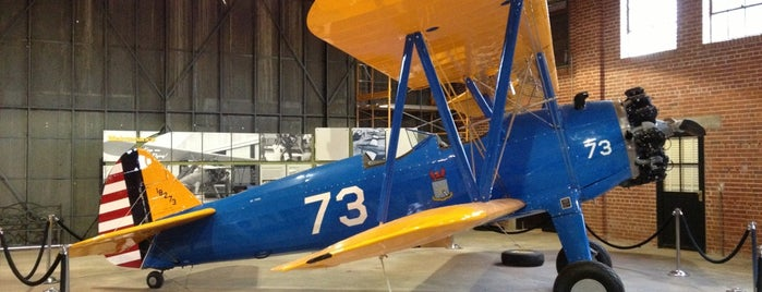 Tuskegee Airmen National Historic Site is one of National Parks.