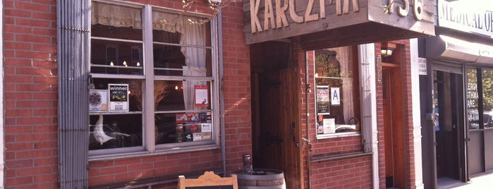 Karczma is one of NY Old Favorites.